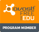 Avast for Education Logo