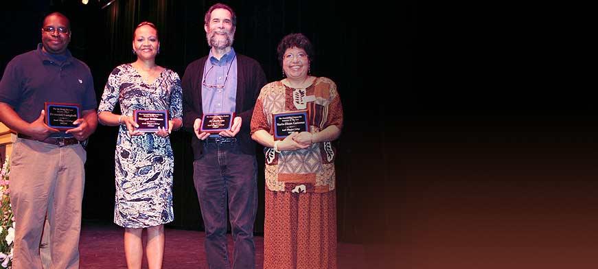 Faculty Appreciation Awards