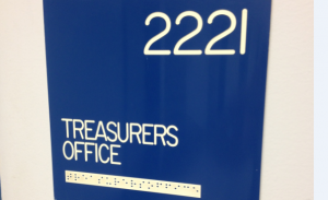 Office of the Treasurer