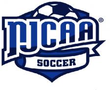 NJCAA Soccer logo