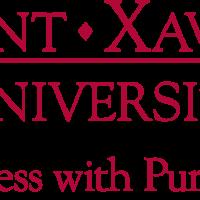 St. Xavier University logo