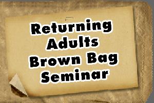Brown Bag Seminars