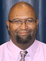 Pictured:  South Suburban College Head Coach Darrell Scott will be inducted into the Region IV NJCAA Hall of Fame.