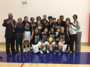 Lady Bulldogs Win Regionals