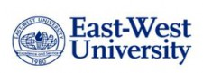 East-West University logo