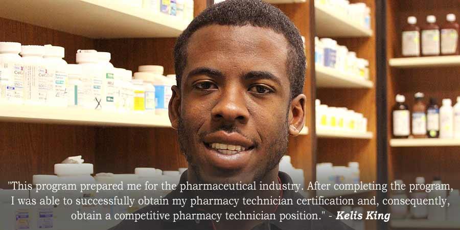 Pharmacy Technician Program - South Suburban College