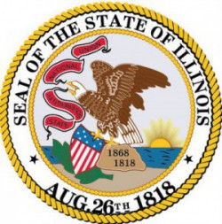 Illinois Secretary of State seal