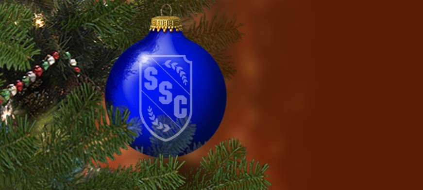 Happy Holidays from South Suburban College