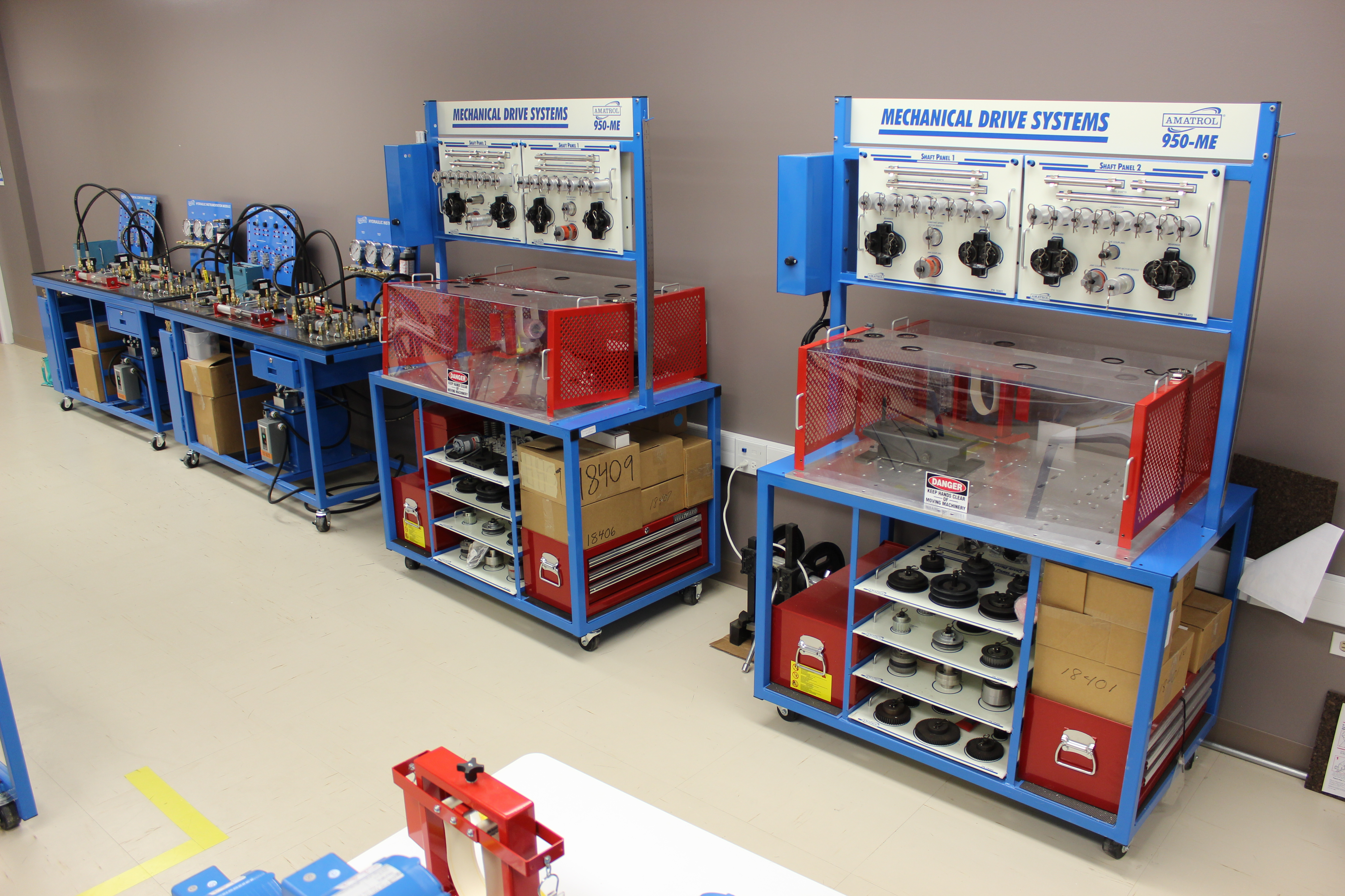 manufacturing lab - South Suburban College