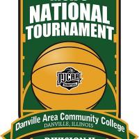 2016 Men's NJCAA Championship Tournament logo