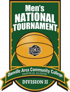 2016 Men's NJCAA Championship Tournament logo