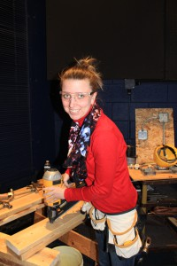 Photo of SSC's Hella Bowker