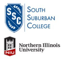 NIU and SSC logos