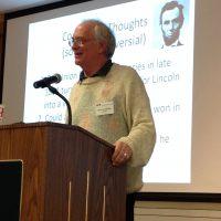 SSC History Instructor Bruce Allardice