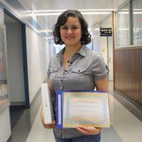 Essay Winner - Yolanda Arriola