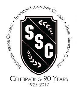SSC - Celebrating 90 Years logo