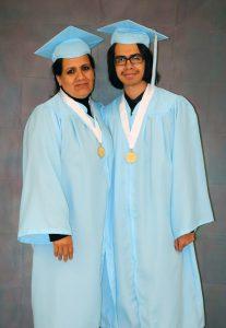 Photo of Silvia Huizar Navarro and Gillermo Herrara.