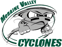 Moraine Valley Community College Cyclones logo