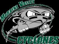 Moraine Valley Community College Cyclones logo