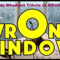 Wrong Window playbill