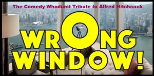 Wrong Window playbill