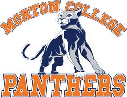 Morton College Panthers logo