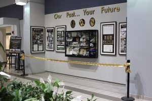 South Suburban College's 90th Anniversary Historic Wall Dedication