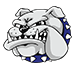 a picture of SSC Bulldog logo