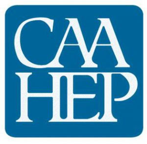 Commission on Accreditation of Allied Health Education Programs (CAAHEP) logo