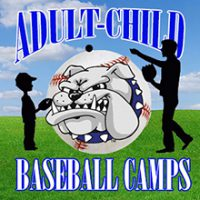 Adult-Child Baseball Camps logo