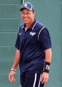 Coach Ken Crandol