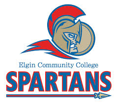 Elgin Community College Spartans logo