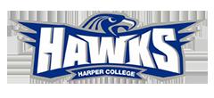 Harper College Hawks logo