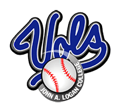 John A. Logan College Vols Baseball logo