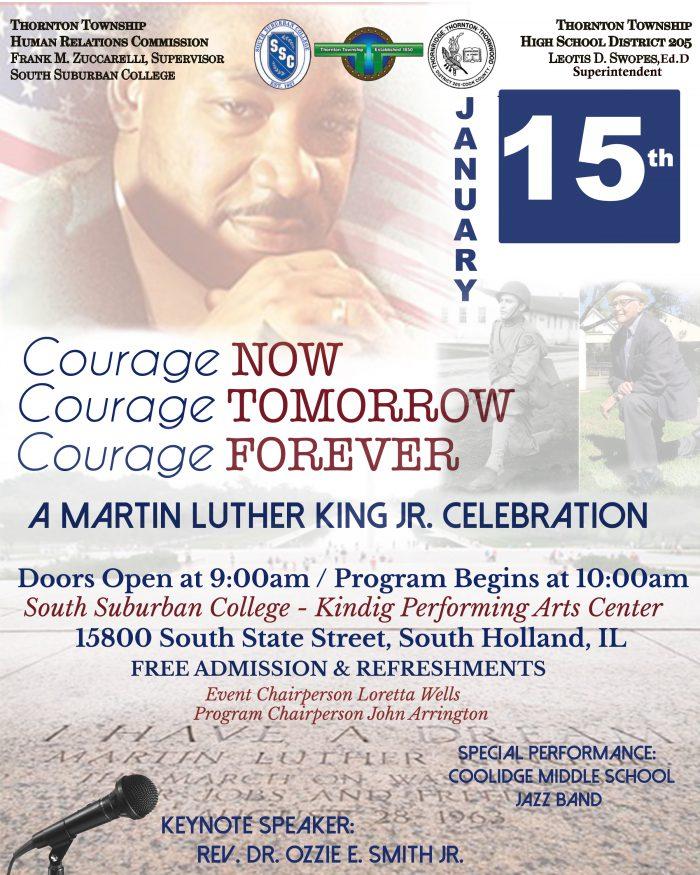 A Martin Luther King Jr. Celebration 2018