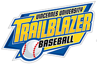 Vincennes University Trailblazers Baseball logo