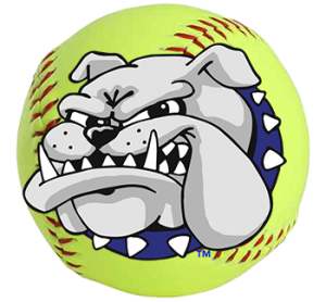 SSC Lady Bulldogs Softball logo