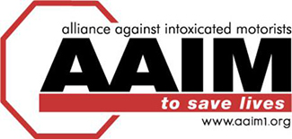 Alliance Against Intoxicated Motorist (AAIM) logo
