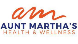 Aunt Martha's Health & Wellness logo