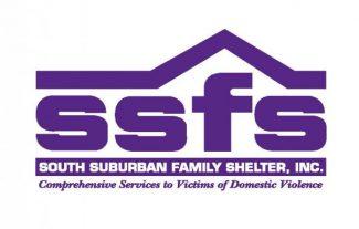 South Suburban Family Shelter, Inc. (SSFS) logo.