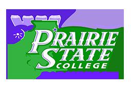 Prairie State College Pioneers sports logo