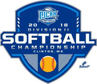 2018 NJCAA National Softball Tournament logo