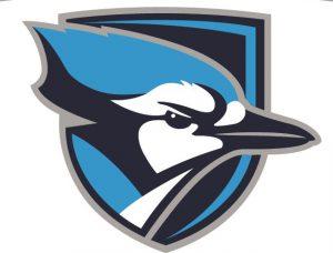 Elmhurst College Bluejays sports logo