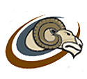 Wilbur Wright College Rams sports logo