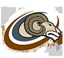 Wilbur Wright College Rams sports logo