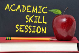 Academic Skill Sessions 2018