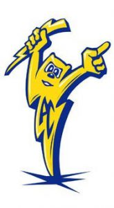 Ancilla College Chargers sports logo