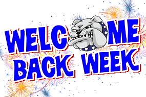 Welcome Back Week 2018