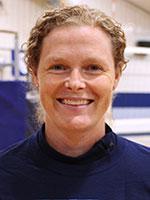 Photo of Head Coach Michelle Orth