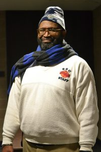 Photo of Coach Darrell Scott